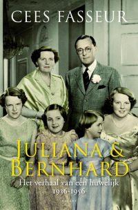 Juliana en Bernhard - Cees Fasseur