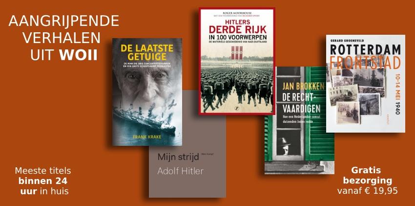 Boeken over de Tweede Wereldoorlog