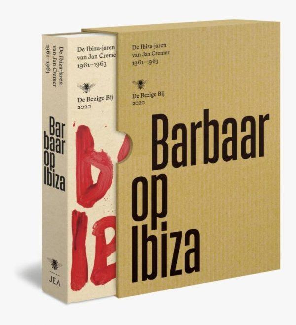 Barbaar op Ibiza - Jan Cremer