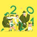 Iedereen feest 2021 – kalender