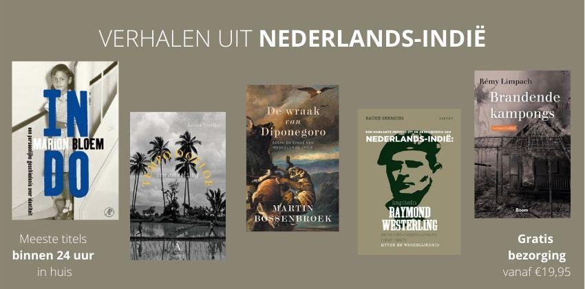 Boeken over Nederlands-Indië