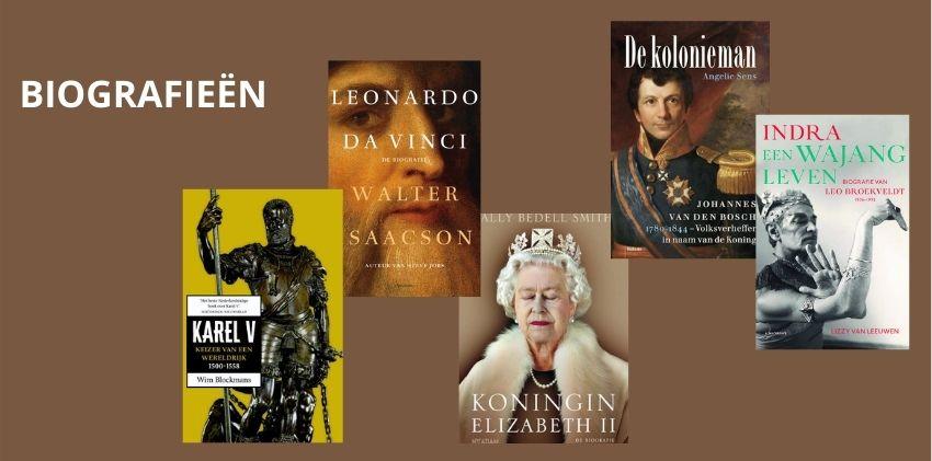 Historische biografieën